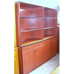 Mueble auxiliar color cerezo